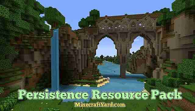 Persistance Resource Pack 1.16.5/1.15.2