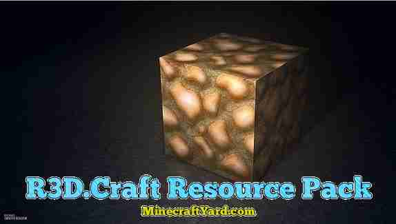 R3D Craft Resource Pack 1.16.5/1.15.2