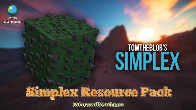 Simplex Resource Pack 1.13.1/1.13/1.12.2