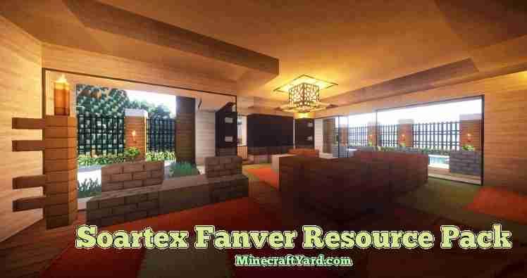 Soartex Fanver Resource Pack 1.17.1/1.16.5