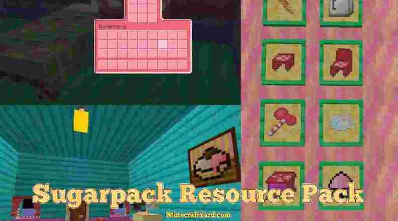 Sugarpack Resource Pack 1.13.1/1.13/1.12.2