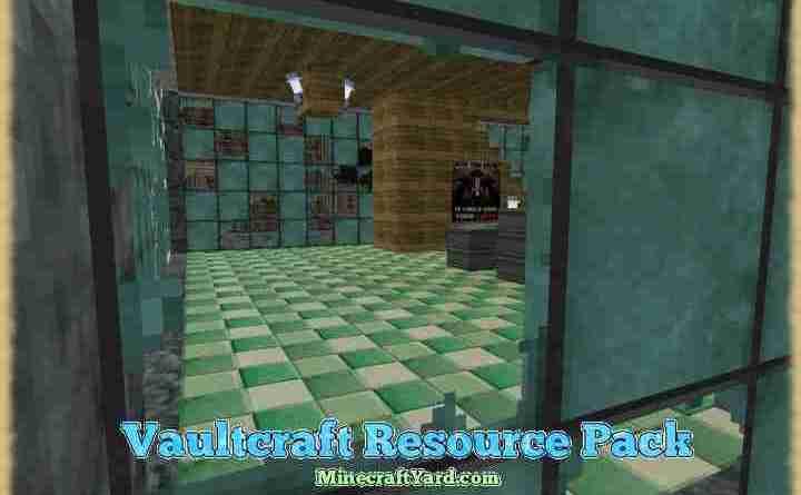 VaultCraft Resource Pack 1.16.5/1.15.2
