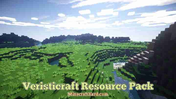 VeristiCraft Resource Pack 1.16.2/1.15.2