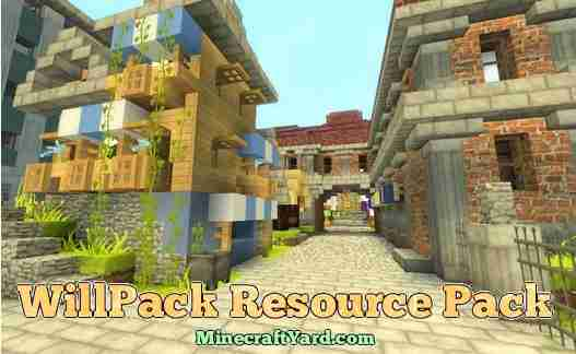 WillPack Resource Pack 1.16.5/1.15.2
