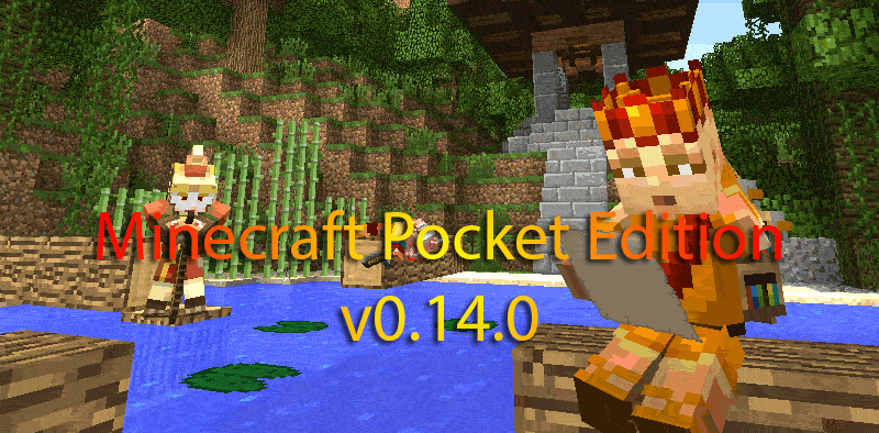 Minecraft Pocket Edition 0.14.0 APK Release after several months of beta. The MCPE 0.15.0