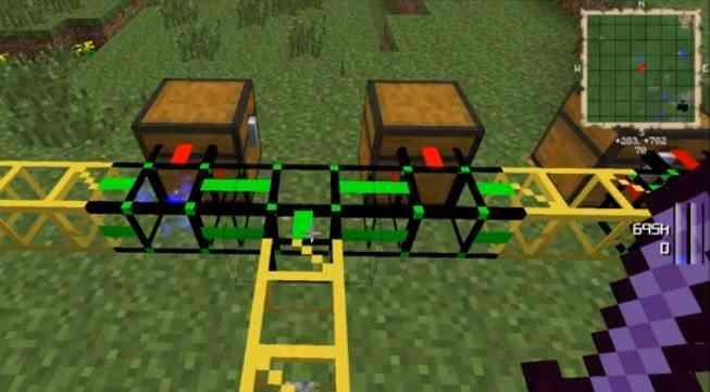 Logistics Pipes Mod 1