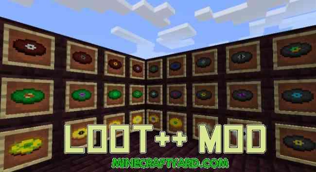 Loot++ Mod 1.14/1.13.2/1.12.2/1.11.2