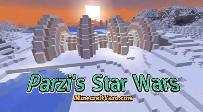 Parzi's Star Wars Mod 1.16.4/1.15.2