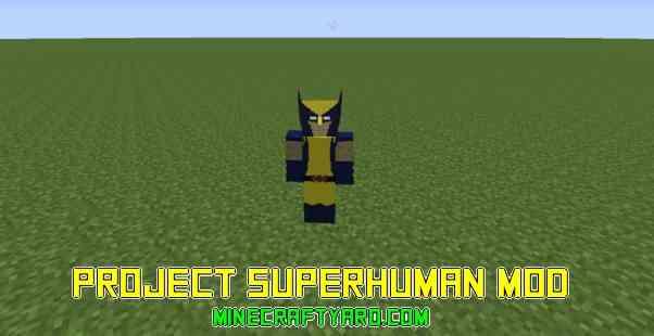 Project Superhuman 1.14/1.13.2/1.12.2/1.11.2