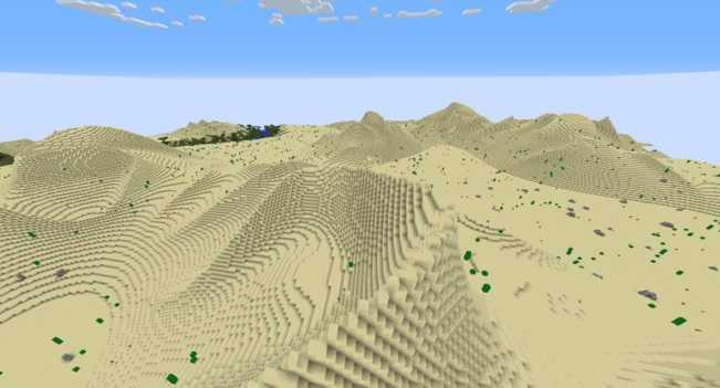 Realistic Terrain Generation 2