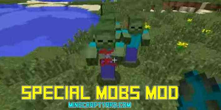 Special Mobs Mod 1.16.5/1.15.2