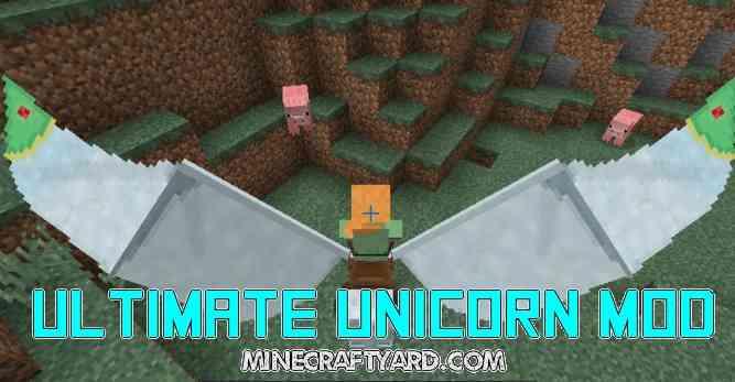 Ultimate Unicorn Mod 1.16.5/1.15.2