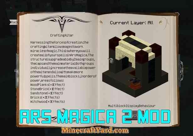 Ars Magica 2 Mod 1.16.5/1.15.2