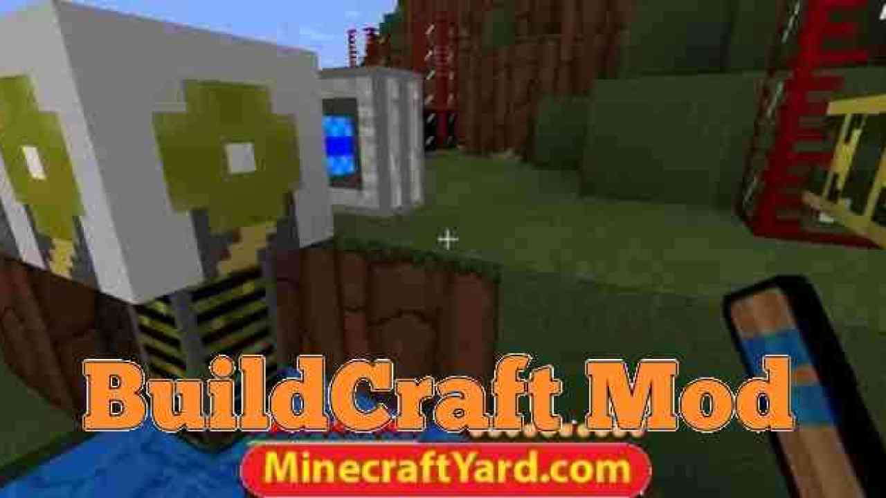 BuildCraft Mod 1 14 4/1 13 2/1 12 2/1 11 2/1 10 2/1 9 4 Download