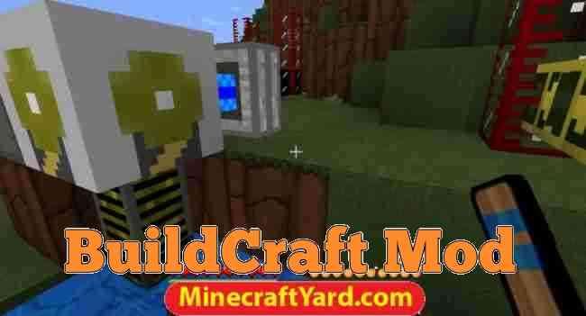 Buildcraft Mod 1.15.2/1.14.4/1.13.2/1.12.2/1.11.2
