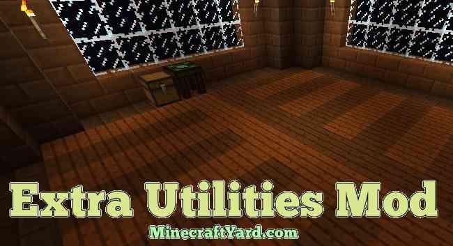 Extra Utilities Mod 1.16.5/1.15.2