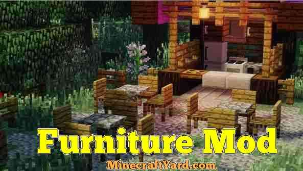 Furniture Mod 1.16.5/1.16.4/1.15.2