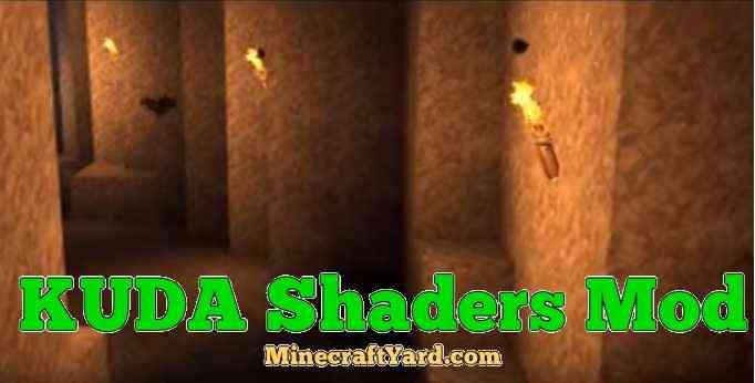 Kuda Shaders Mod 1.14/1.13.2/1.12.2/1.11.2