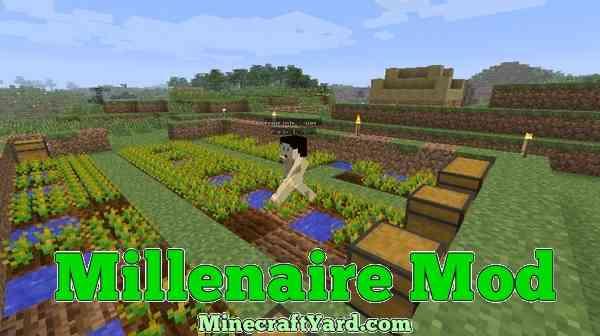 Millenaire Mod 1.16.5/1.15.2