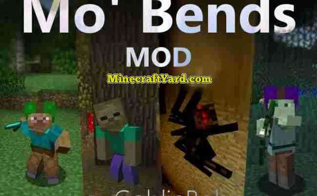 Mo Bends Mod 1.14/1.13.2/1.12.2/1.11.2