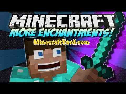 More Enchantments Mod 1.16.5/1.15.2