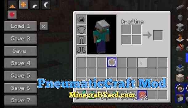 PneumaticCraft Mod 1.14/1.13.2/1.12.2/1.11.2