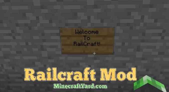 RailCraft Mod 1.14.3/1.13.2/1.12.2/1.11.2