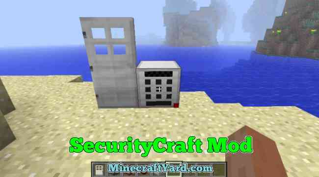 SecurityCraft Mod 1.14.4/1.13.2/1.12.2/1.11.2