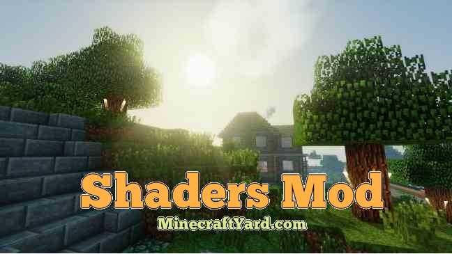 Shaders Mod 1.16.4/1.15.2