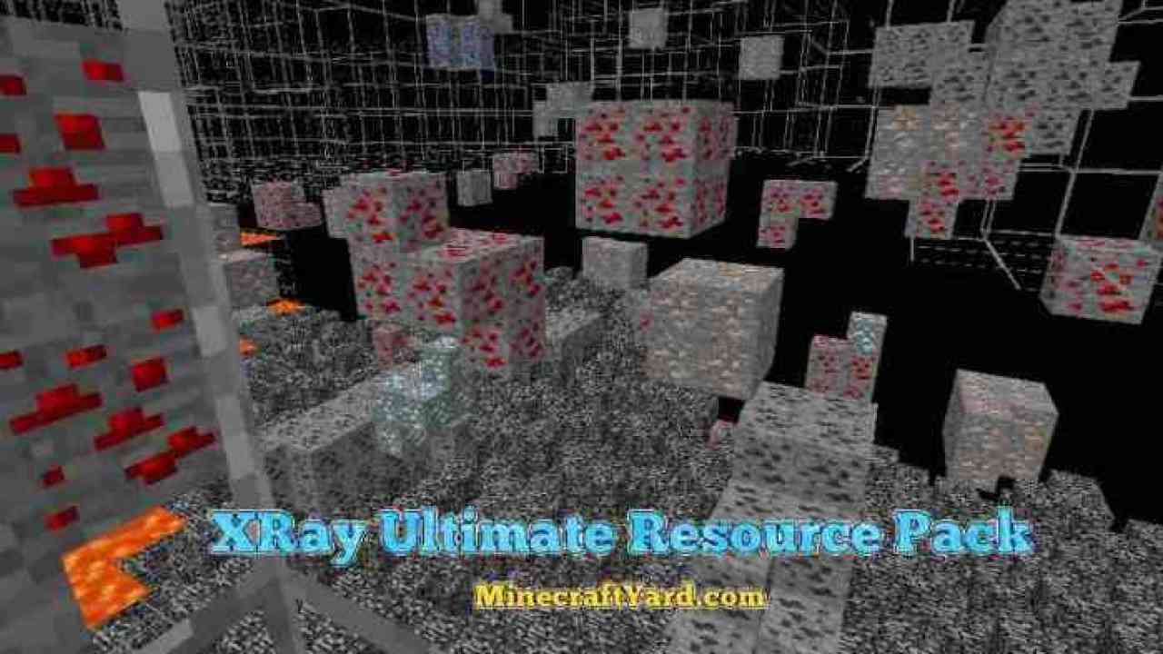 XRay Ultimate Resource Pack 9.96.9/9.99.9/9.99.9/9.99.9