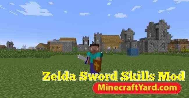 Zelda Sword Skills Mod 1.14/1.13.2/1.12.2/1.11.2