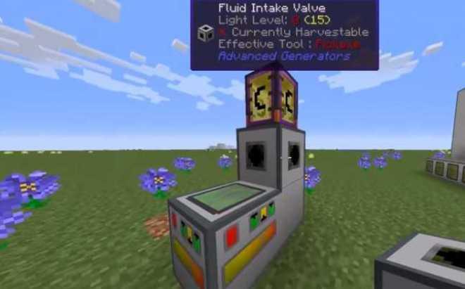 Advanced Generators Mod 1.9.2/1.9