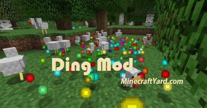 Ding Mod 1.16.5/1.15.2