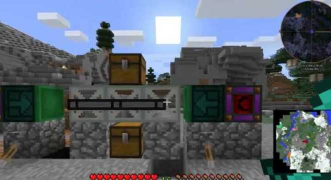 Funky Locomotion Mod 2