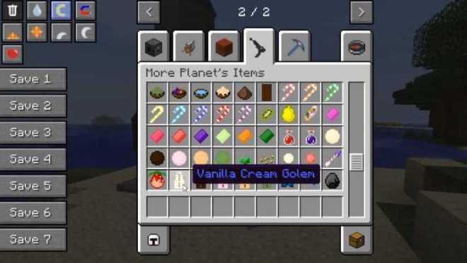 More Planets Mod 1