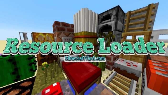 Resource Loader Mod 1.16.4/1.15.2