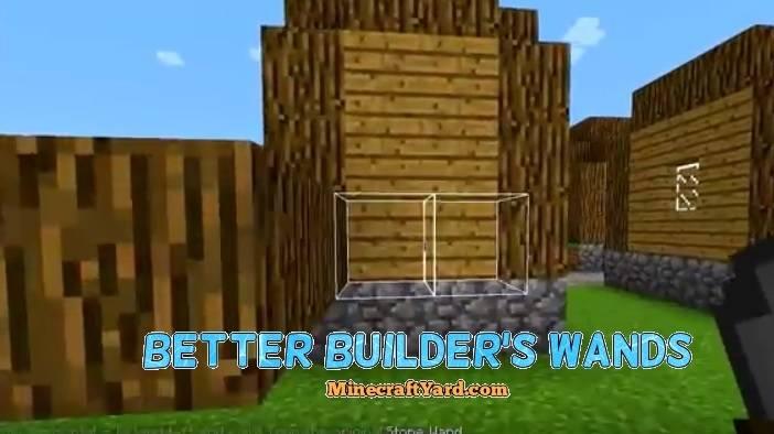 Better Builder's Wands 1.16.4/1.15.2