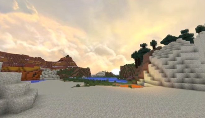 Dramatic Skys Resource Pack 2