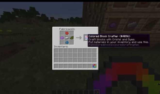 Flat Colored Blocks Mod 2