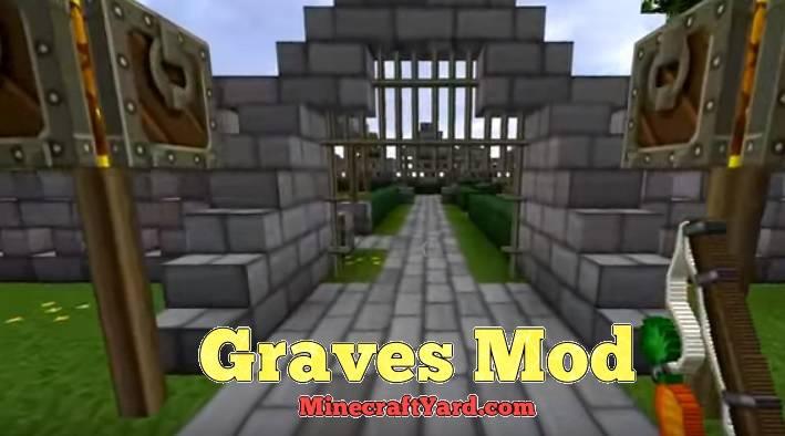 Graves Mod 1.16.5/1.15.2