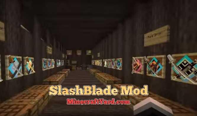 SlashBlade Mod 1.14/1.13.2/1.12.2/1.11.2