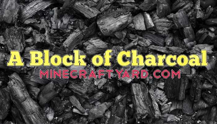 A Block of Charcoal 1.15.1/1.14.4/1.13.2/1.12.2