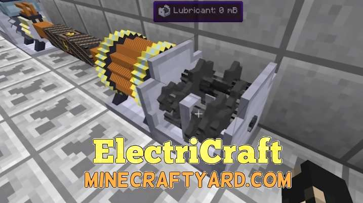 Electriccraft 1.15.2/1.14.4/1.13.2/1.12.2/1.11.2