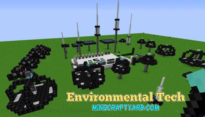 Environmental Tech 1.16.4/1.15.2