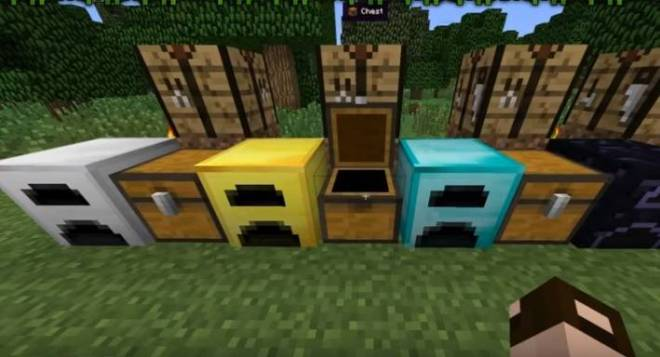 More Furnaces Mod 3