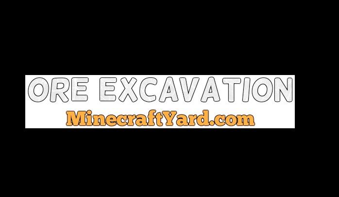 Ore Excavation 1.14.3/1.13.2/1.12.2/1.11.2