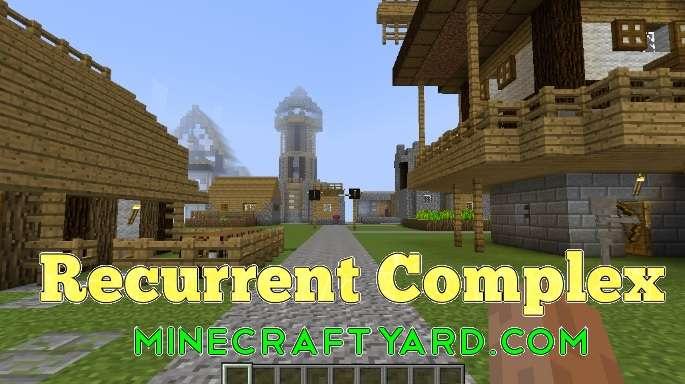 Recurrent Complex Mod 1.16.5/1.15.2