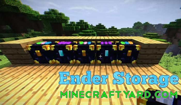 Ender Storage Mod 1.14.3/1.13.2/1.12.2