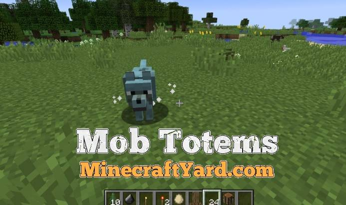 Mob Totems Mod 1.16.5/1.15.2