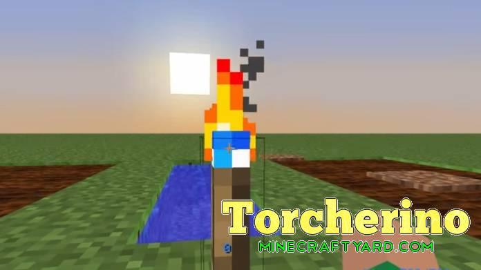 Torcherino Mod 1.15.1/1.14.4/1.13.2/1.12.2